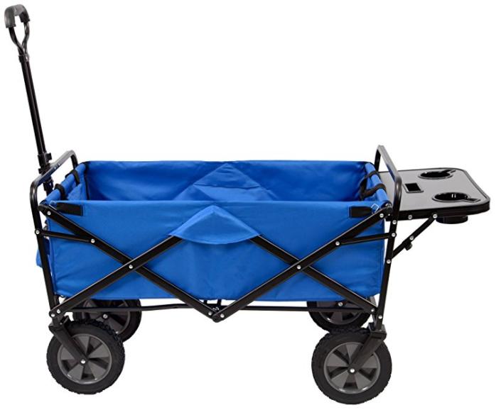 folding sports wagon