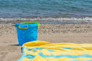 Beach Towel Uses