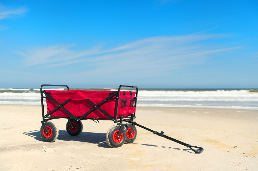 Review Of Mac Sports Collapsible Folding Outdoor Utility Wagon